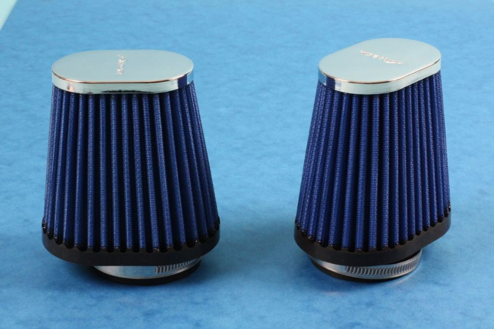 Simota Lightweight Powersports Cone Air Filters 54mm